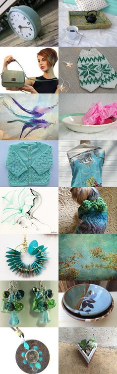 Spring is Coming by Laura P. on Etsy--Pinned+with+TreasuryPin.com
