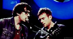 Blur (Damon and Graham Brit awards 2012)