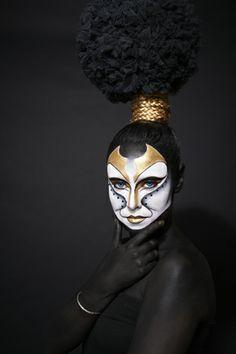 #maquillaje de fantasía