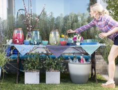 Emily Henderson Outdoor Entertaining Tips - Target Party Items and Ideas