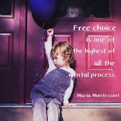 Free choice is the greatest gift God gives to his children.