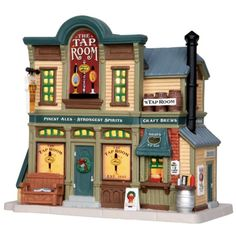 Lemax Village Collection The Tap Room