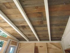 Traditional Wood Ceiling Planks Ideas — Modern Ceiling Design ...