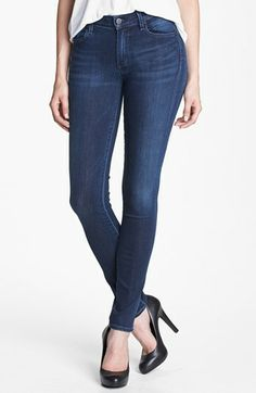 Citizens of Humanity Skinny Jeans (Omni D Blue) available at #Nordstrom