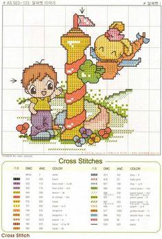 Blog de Ponto Cruz, com uma coleção de gráficos grátis para você!