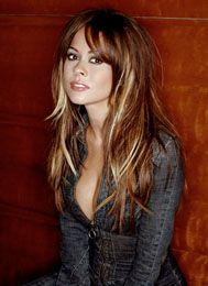 Love this hair.. cut, color everything!