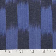Stripe Weave Midnight $13/yd