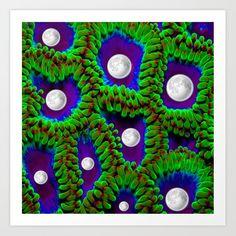 Gaia   Planet Earth into a New Dimension Art Print Fine Art Prints, Canvas Prints, Wall Prints, Latest Generation, Planet Earth, Gaia, Planets, Metal, Frame