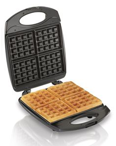 Hamilton Beach 4-Piece Belgian Waffle Maker (26020) ** This is an Amazon Affiliate link. Details can be found by clicking on the image.