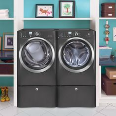 Incredible Washers And Dryers