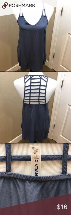 RVCA sundress Worn once no flaws make a reasonable offer RVCA Dresses Mini