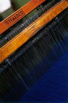 History of Horsehair weaving at John Boyd Textiles