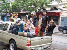 Songkran memories