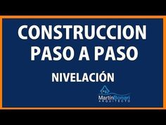 Construction Step by Step - Foundations - Step 3 of 14 Concrete Retaining Walls, Small House Plans, Autocad, Steel Frame, Architecture Details, Building A House, House Design, How To Plan, Youtube