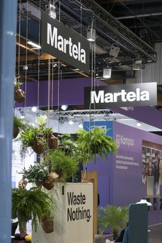 Martela's booth at Educa Fair Best Workplace, Education And Training, Learning Environments, Previous Year, Helsinki, Finland, Felt, Country, Interior