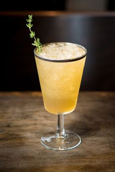 Shake up your cocktail routine with a Queen Bee from Atlanta's One Eared Stag