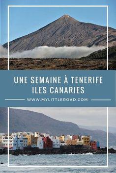Quelques informations pratiques pour organiser votre séjour sur l'île de Tenerife: budget, quelques adresses d'hôtels et de restaurants .