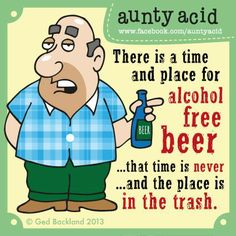 Walt's the wise is back! Share this with the man in your life...  Don't forget to check out your #FREE brand spanking NEW Aunty Acid GoComics today, http://www.gocomics.com/aunty-acid #Humor #Dreams