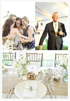 #neutral wedding... Wedding ideas for brides, grooms, parents & planners ... https://itunes.apple.com/us/app/the-gold-wedding-planner/id498112599?ls=1=8 … plus how to organise an entire wedding ♥ The Gold Wedding Planner iPhone App ♥ http://pinterest.com/groomsandbrides/boards/