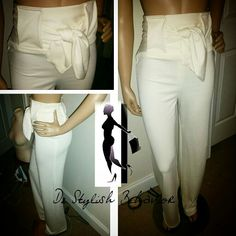 Highwaisted belted pants and wrap belt #pinnerssewing #pinnersstyle Delecia D  www.destylishbehavior.wix.com/destylishbehavior  www.facebook.com/destylishbehavior  IG: @destylishbehavior