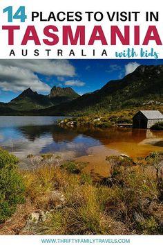 The Best Things to do in Tasmania - Thrifty Family Travels Outback Australia, Visit Australia, Queensland Australia, Western Australia, All Family, Family Travel, Amazing Destinations, Travel Destinations, Tasmania Travel