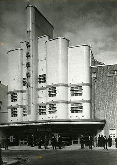 Odeon Deptford, 1938, LONDON