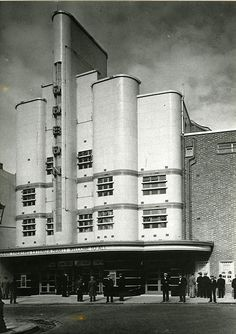 Odeon Deptford, 1938, LONDON