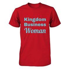 Kingdom Business Woman