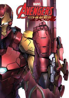 Uncanny Avengers, Marvel Avengers, Marvel Comics, Gundam, Godzilla, Marvel 616, Iron Avenger, Kang The Conqueror, New Iron Man