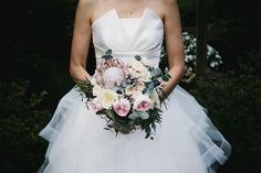 An Italian Bride in Glasses for her Pink Peony Filled Wedding | Love My Dress® UK Wedding Blog