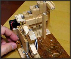 Miniature Marble Machines