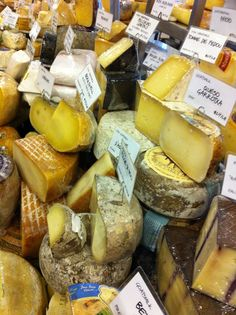Endless cheese.