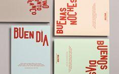 Bolivar by Heydays Design Agency, via Behance