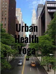 URBAN HEALTH YOGA