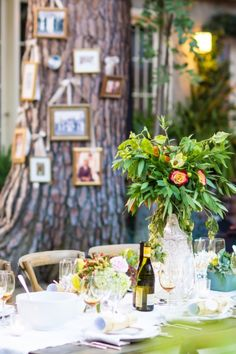 Inspired by This Romantic Backyard Wedding by Robert Evans + Karson Butler Events - Inspired By This