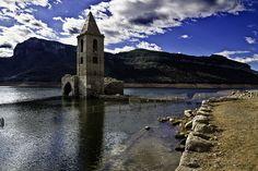 Església de Sant Romà de Sau   Flickr: Intercambio de fotos