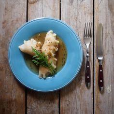 Laskominy od Maryny: Taštičky s kořenovou zeleninou a Lučinou