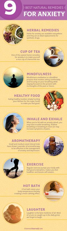 Struggling to deal with your stress and anxiety problems? Here are 9 natural remedies for anxiety that you can try out yourself. http://www.unstressyourself.com/best-natural-remedies-for-anxiety/ #anxiety #natural #remedies #stress