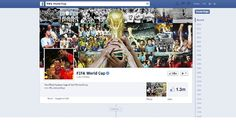 Official FIFA World Cup Facebook pages launched
