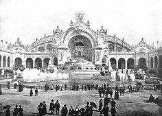 Le Palais de l'Electricité à l'Exposition universelle de Paris (1900)