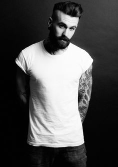 Ricki Hall.  Pinterest introduced me to him....  Seriously.  I don't understand why this man is so gorgeous to me.