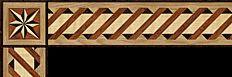 Hardwood Floor Border - MARQUIS