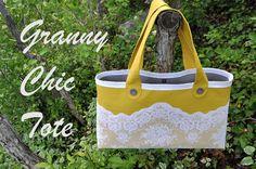 Granny Chic Tote