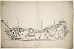 HMS Triumph was a 42-gun great ship or second rate of the English Royal Navy, built by William Burrell at Deptford Royal Dockyard and launched in 1623