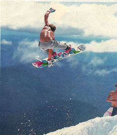snowboard collector: Kemper Freestyle (1990)