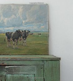 Terry John Woods' Farmhouse Modern: Terry John Woods, Kindra Clineff I just like this. Not into cows but i like the style