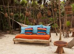 The Bachelor in Paradise set in Tulum, Mexico