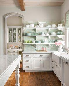 9 начина да обзаведете кухня в котидж стил | Idei.BG