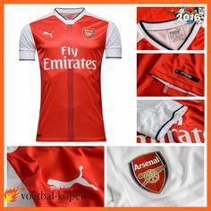 Klassieke Arsenal Thuisshirt 2016 2017 Fanshop cc93bbfcb
