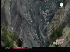 Fiscal Afirma Copiloto Es El Culpable Del Accidente Aereo En Francia #Video